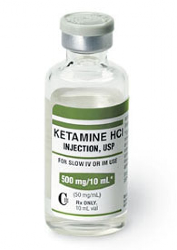 Ketamine Injection