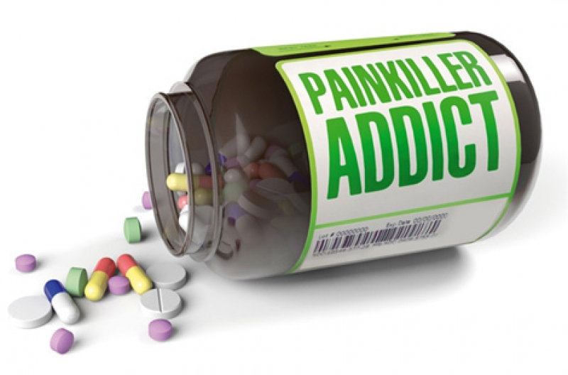Are You Addicted To Painkillers?